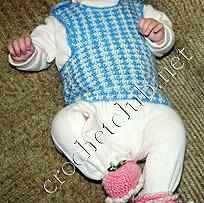 жилетик для малыша