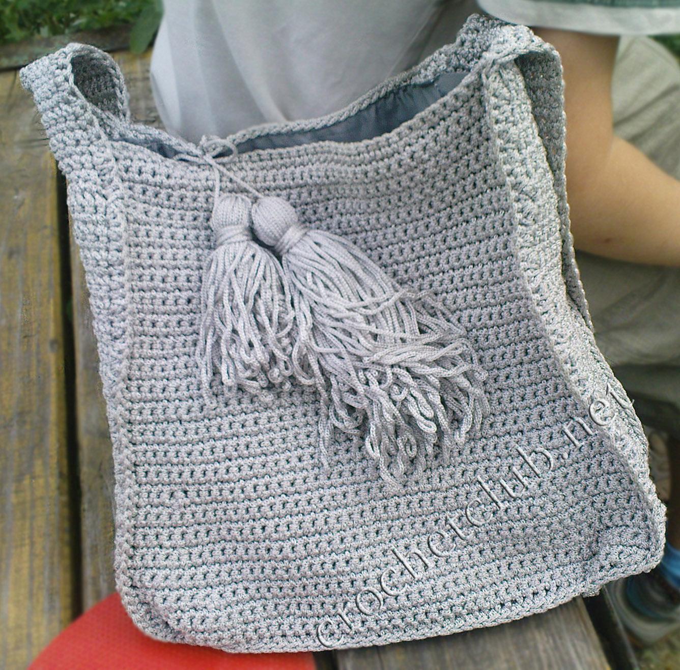 Вязание для пляжа схемы - Мир Вязания, Вязаные ажурные кофточки со ... полосами и пляжная сумка, вязание крючком...