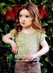джемпер для трехлетней девочки