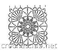 схема плетения из бисера кулонов.