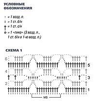 схема жакета 1