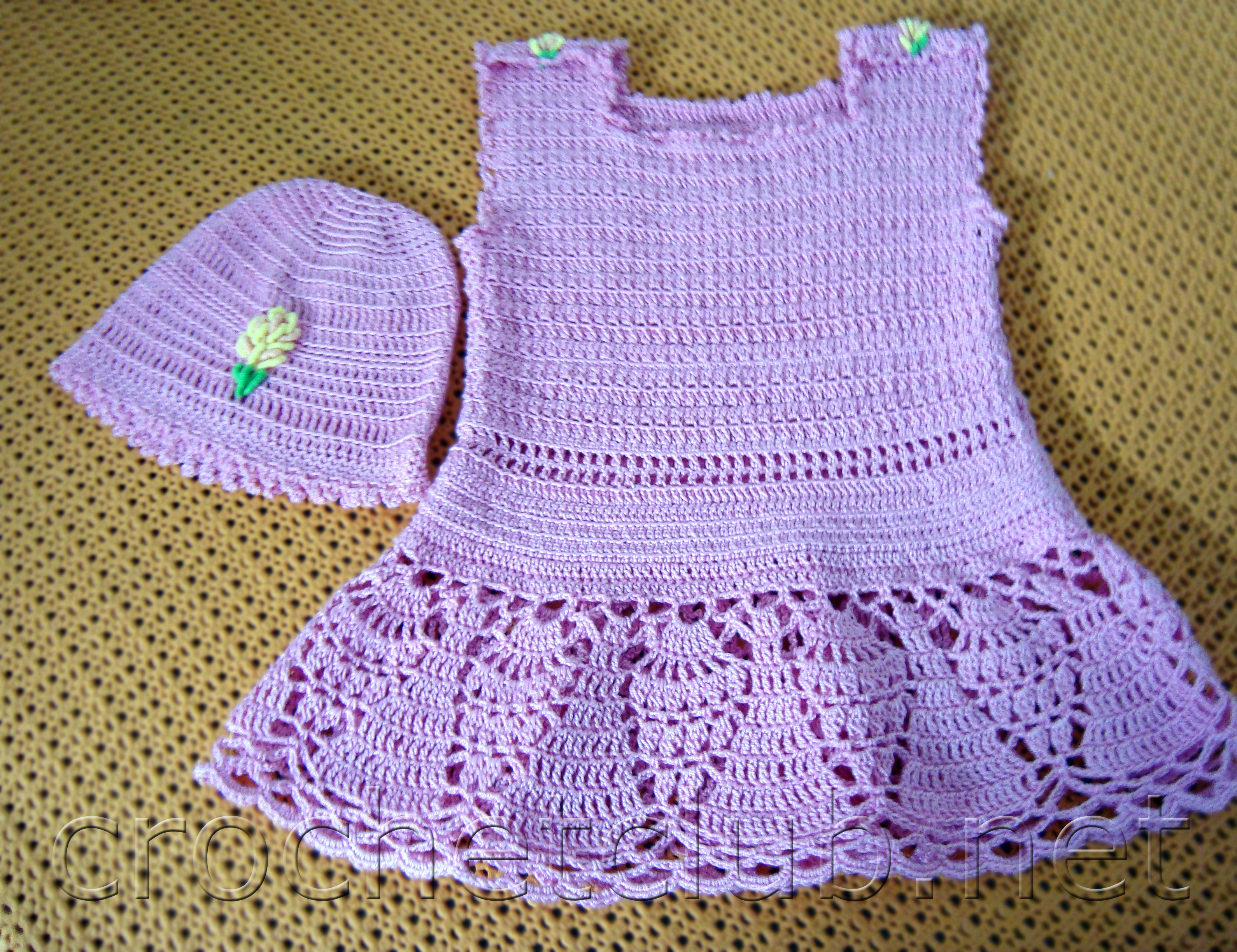 Knitting for kids crochet hook scheme.