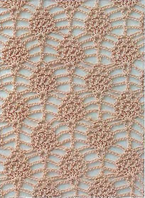 узор №5 для ажурной шали