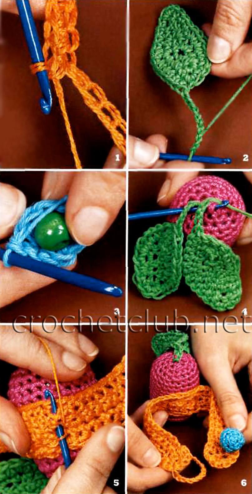 Крючка для вязания браслетов 574