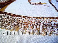 ожерелье первый снег фрагмент