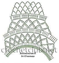 схема колокольчиков 2