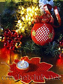 Как связать новогоднюю елочку вы увидите в. вязания крючком для...