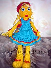 """Светлана пишет, что очень любит шить, а вот крючком научилась вязать совсем недавно.  Все игрушки связаны  """"на глаз """"..."""