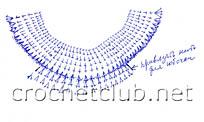 схема вязания сарафанчиков
