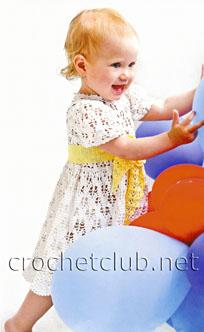 платьице для малышки