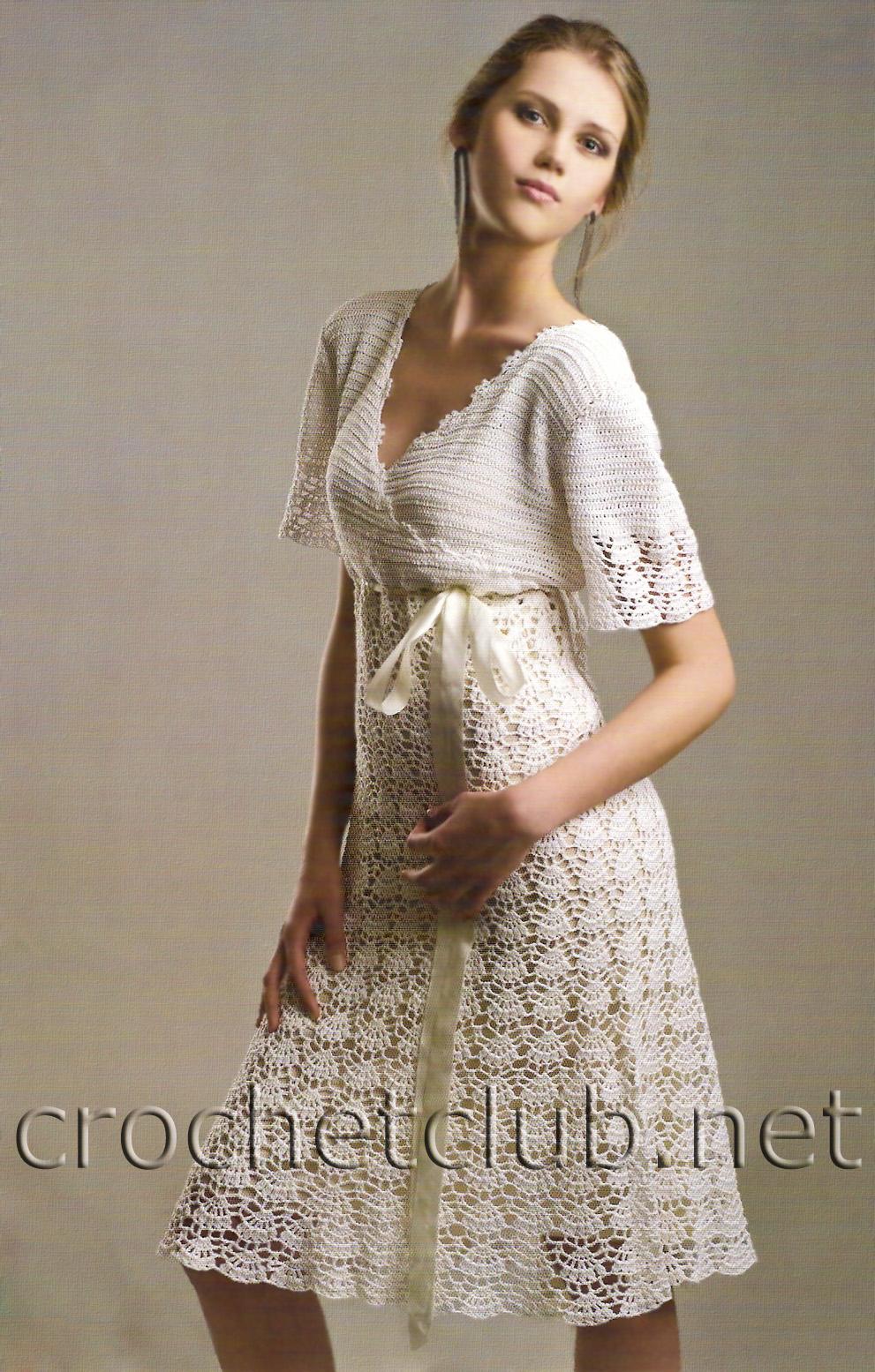 Рвадебное платье ампир.  Фото платья в стиле ампир.
