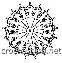элемент для коралловой кофточки 5