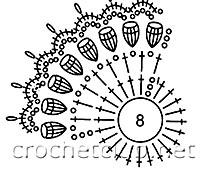 элемент для коралловой кофточки 7