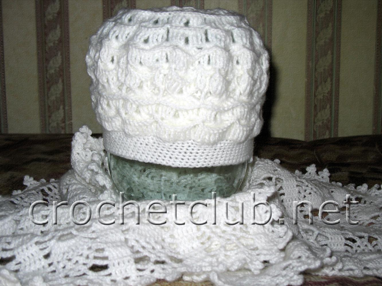 вязание-крючок-шапки и шарфы - Самое интересное в блогах.