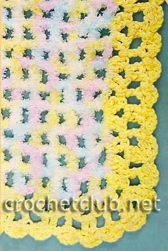 одеяльца согласно схеме.