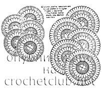 схема ленточного кружева