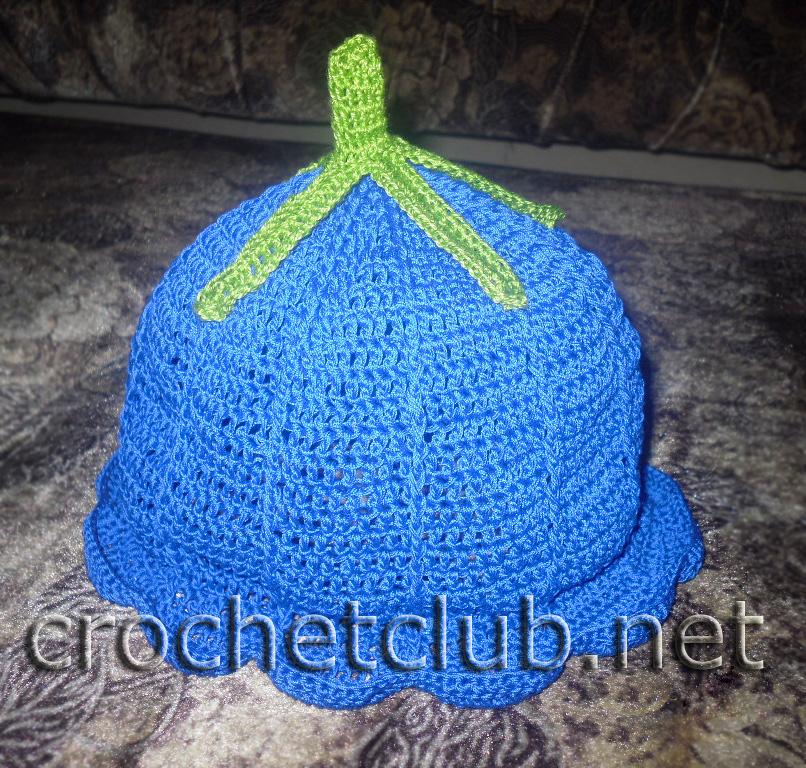 шляпки — мерсеризованные