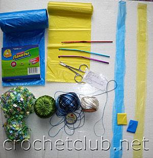 материалы для сумки