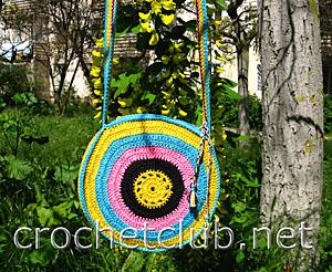 сумка солнечный круг 1