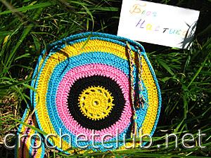 сумка солнечный круг 2