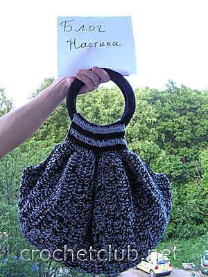 сумочка для винтажной дамы