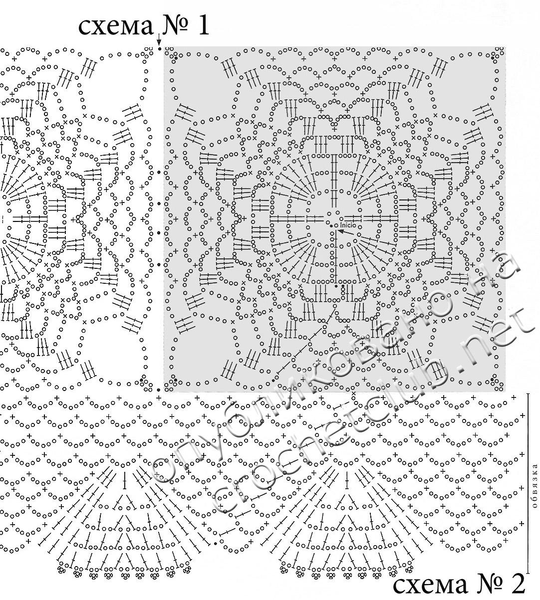 Как создать схему для мозаики