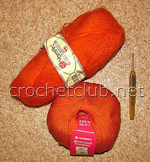 материалы для вязания