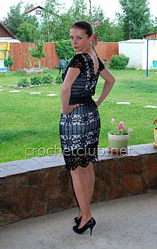платье от карен миллен 1