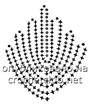 комплект розы-схема 5