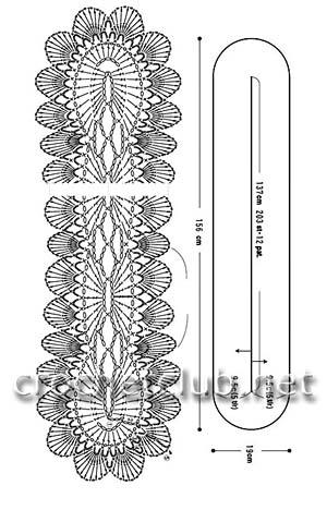 схема 1 комплекта цвета слоновой кости