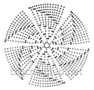 схема 2 комплекта нежность