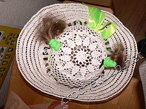 детская летняя шляпка 2