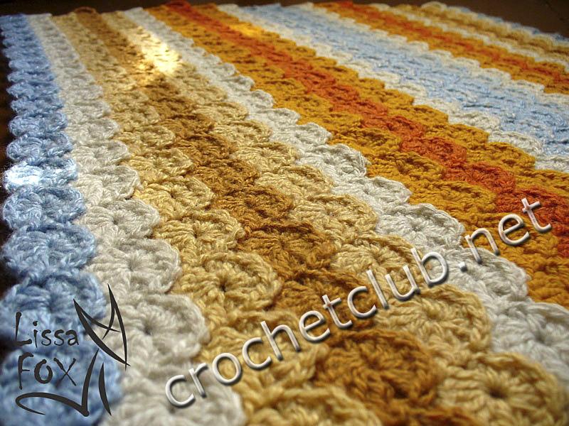 коврик вязание крючком блог настика