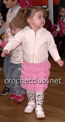 детская каскадная юбочка 1