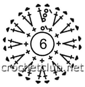 кардиган в технике ирландского кружева-схема 6
