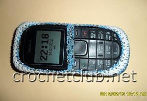 чехол гламурный телефон 1