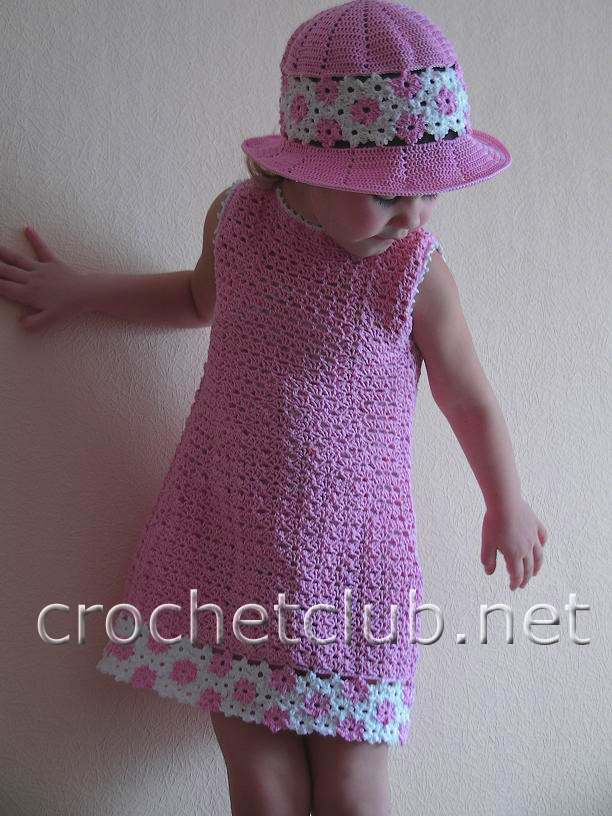 для вязания шляпки.