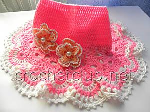 розовый комплект для малышки 1