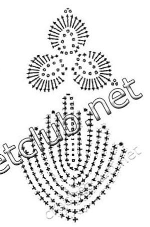 воротник-схемы