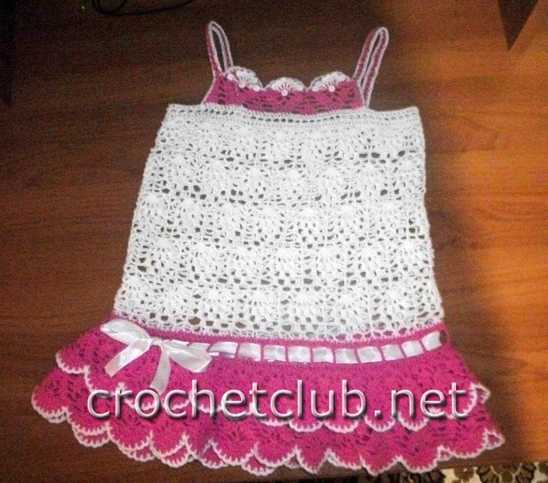 Вязание тапочек для девочки от года