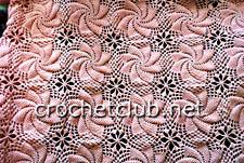 сарафан связанный узором мельницы-фрагмент 2