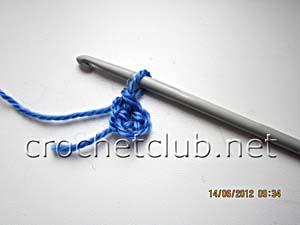 мастер-класс вязание спиральных квадратов 1