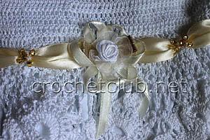сарафан белый ангел 3