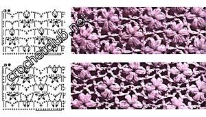 сарафан с цветочным рисунком-схема юбки