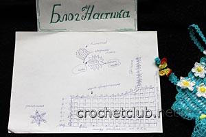 сарафанчик для малышки чародейка-схема 1