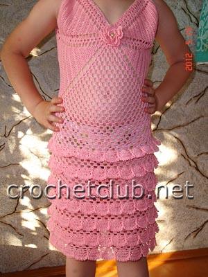 сарафанчик маленькая модница 3