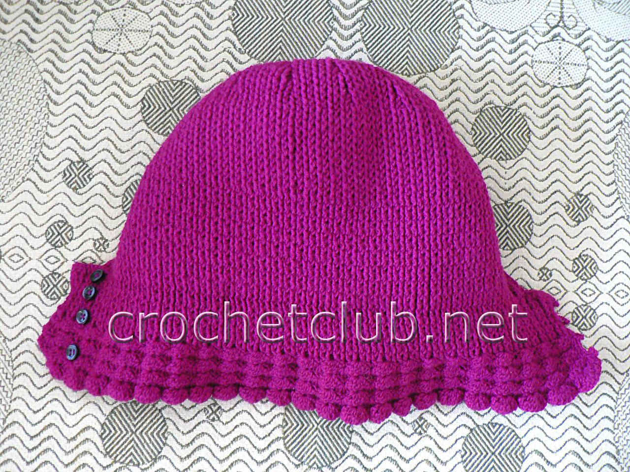 Вязание шапки из норки самой видео женский блог