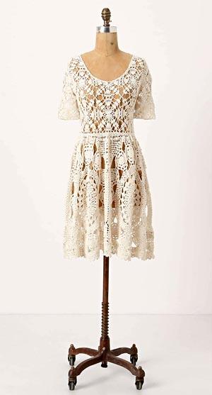 платье anthropologie