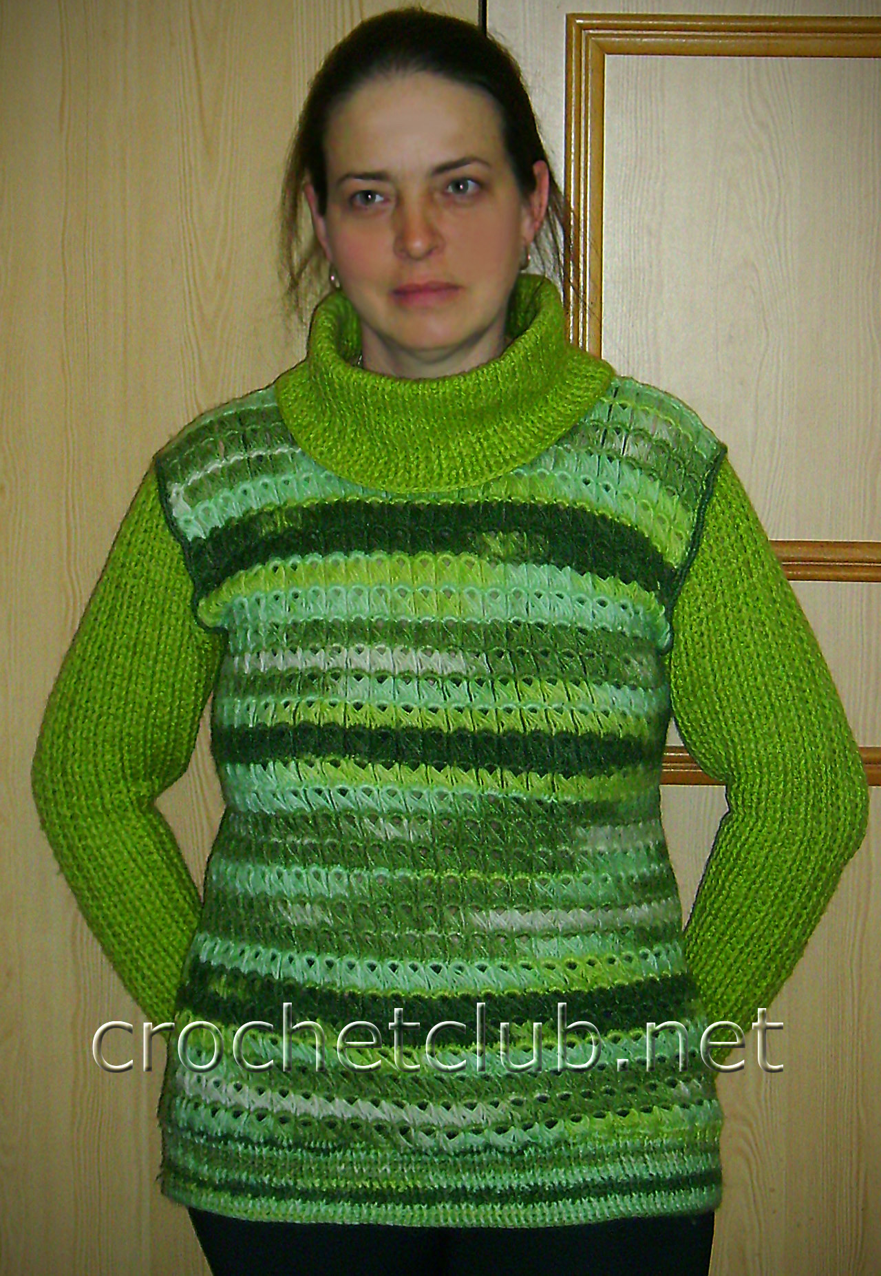 Схемы вязания спицами свитеров с открытыми плечами