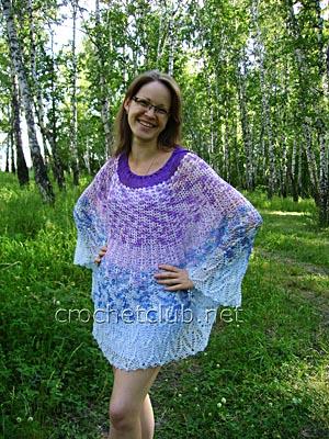 юбка цветущая сирень 3